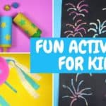 2019 New Year Eve Craft Ideas for Preschoolers