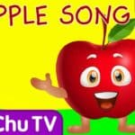 Preschool Apple Song for Kids