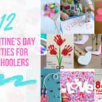 12 Valentine's Day Activities for Preschoolers 2019