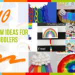 10 Rainbow Ideas for Preschoolers