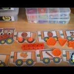 Different Easy Preschool Learning Activities