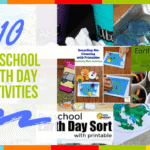 10 Preschool Earth Day Activities