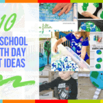 10 Preschool Earth Day Art Ideas
