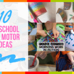10 Preschool Fine Motor Ideas
