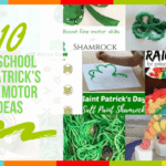 10 Preschool St Patricks Day Fine Motor Ideas