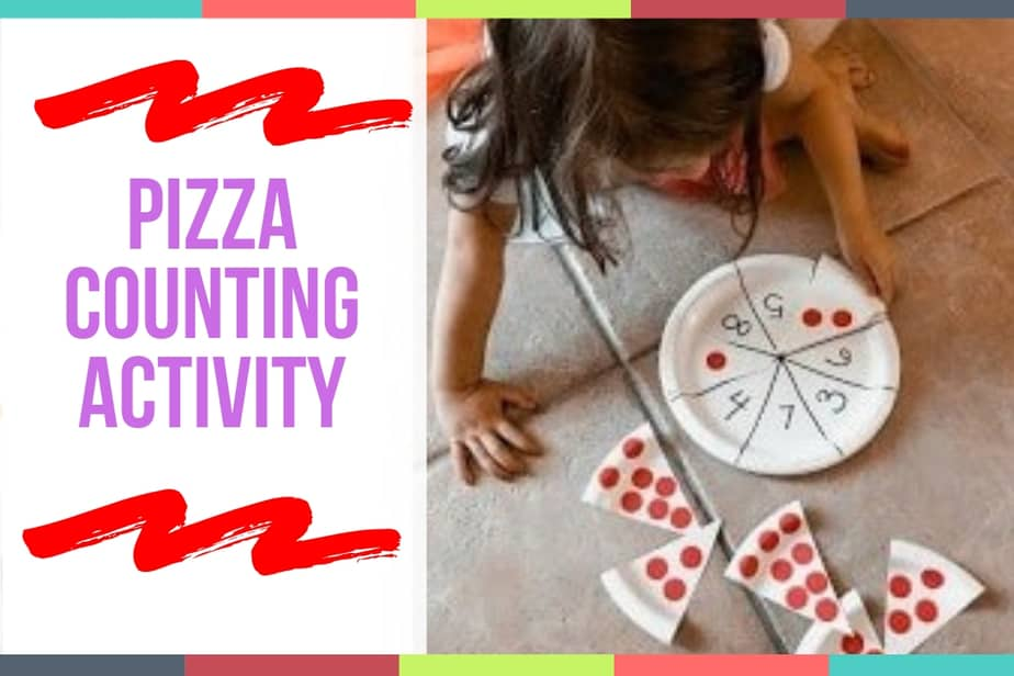 Pizza Counting Activity