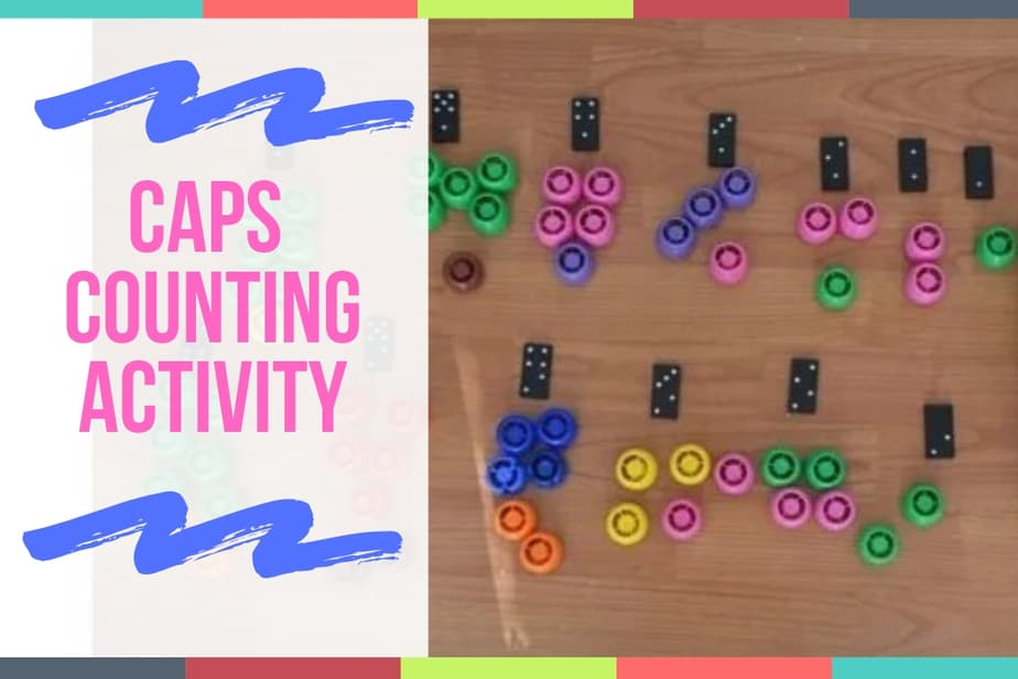 Caps Counting Activity