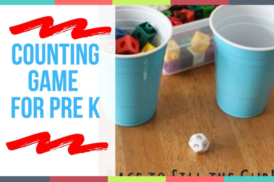 Counting Game For Pre K
