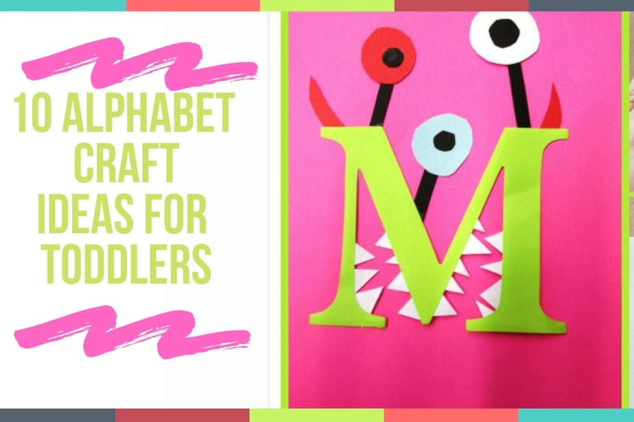Alphabet Craft Ideas