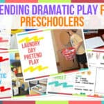 Trending Dramatic Play for Preschoolers