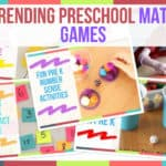 Trending Preschool Math Games