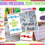 Trending Preschool Book Printables