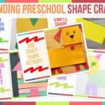 Trending Preschool Shape Crafts