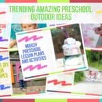 Trending Amazing Preschool Outdoor Ideas