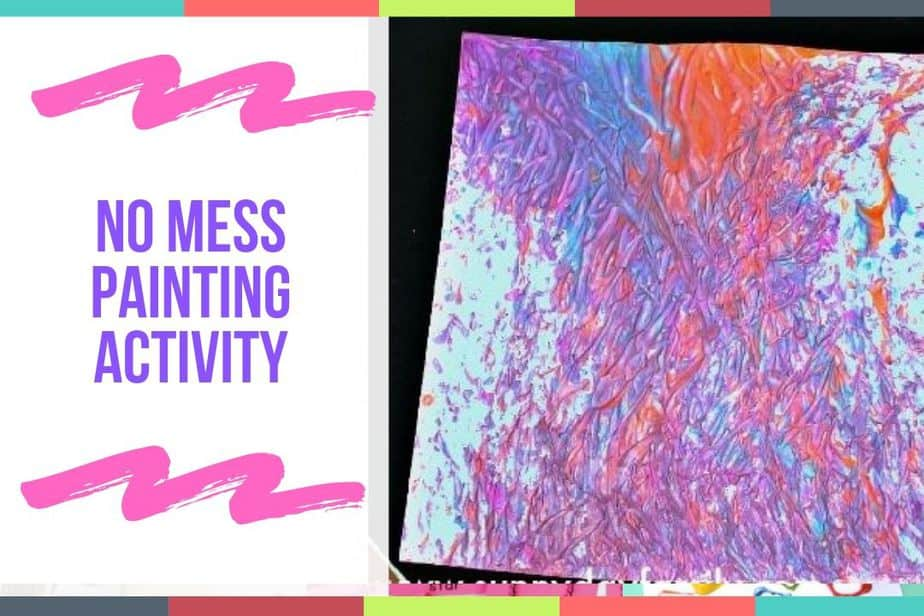 No Mess Painting Activity