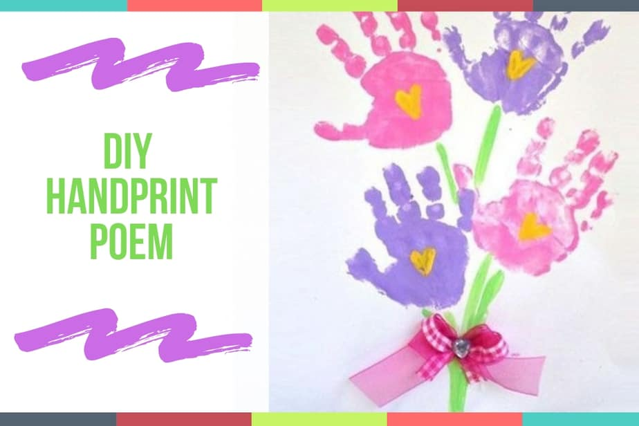 DIY Handprint Poem