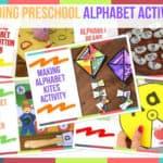 Trending Preschool Alphabet Activities