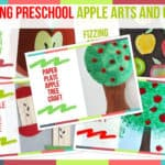 Trending Preschool Apple Arts And Crafts