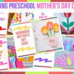 Trending Preschool Mother's Day Crafts