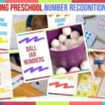Trending Preschool Number Recognition Ideas