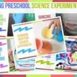 Trending Preschool Science Experiment Ideas