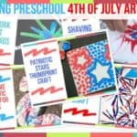 Trending Preschool 4th Of July Art Ideas