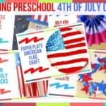Trending Preschool 4th Of July Crafts