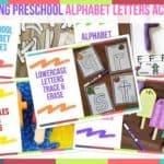 Trending Preschool Alphabet Letters Activities