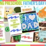 Trending Preschool Father's Day Crafts