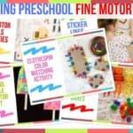 Trending Preschool Fine Motor Ideas