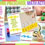 Trending Preschool Math Activities