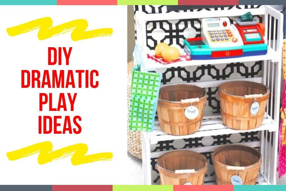 DIY Dramatic Play Ideas
