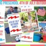 Trending Preschool 4th Of July Outdoor Ideas