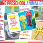 Trending Preschool Animal Crafts