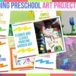 Trending Preschool Art Project Ideas