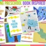 Trending Preschool Book Inspired Crafts