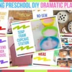 Trending Preschool DIY Dramatic Play Ideas