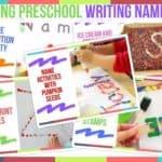 Trending Preschool Writing Name Ideas