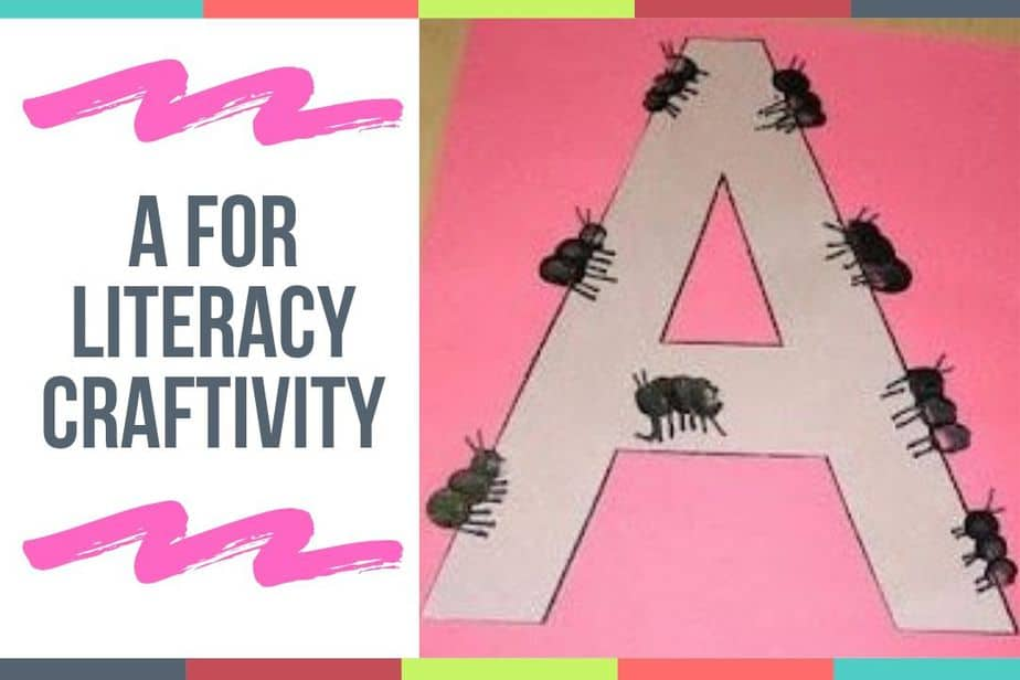 A For Literacy Craftivity
