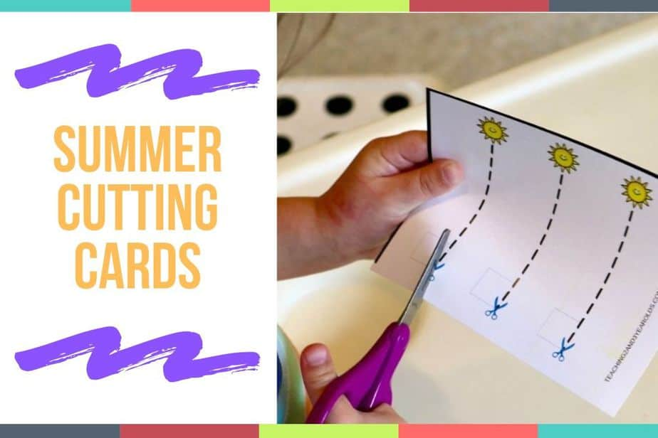 Summer Cutting Cards