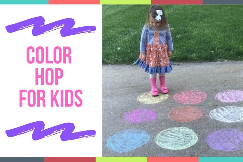 Color Hop For Kids