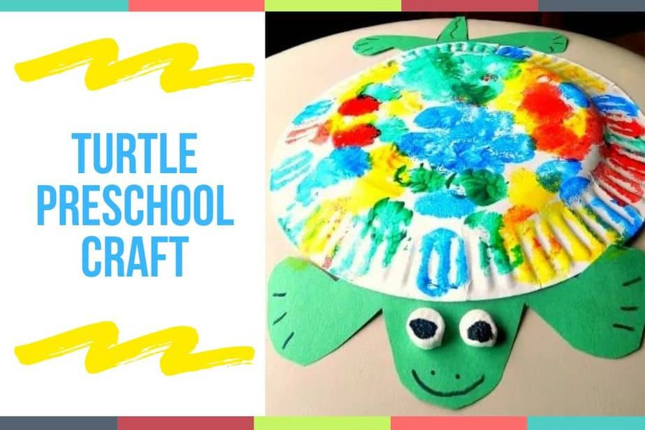 Turtle Preschool Craft