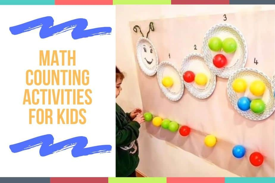 Math Counting Activities For Kids