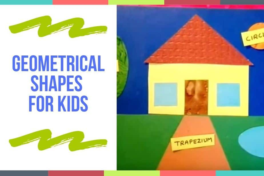 Geometrical Shapes For Kids