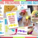 Trending Preschool Cutting Activities