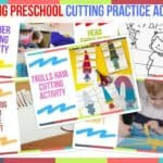 Trending Preschool Cutting Practice Activities