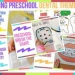 Trending Preschool Dental Theme Ideas