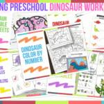 Trending Preschool Dinosaur Worksheets