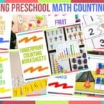 Trending Preschool Math Counting Ideas
