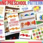 Trending Preschool Pattern Ideas